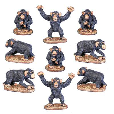 MONKEY SWARM FROM MEGA MINIATURES