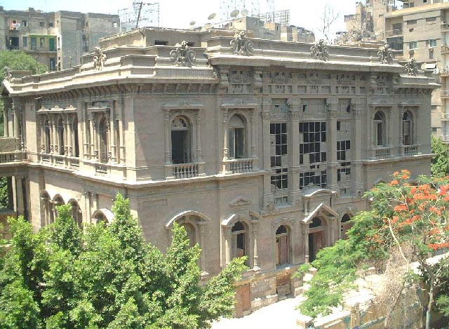 Prince Said Halim Pasha Palace, Cairo