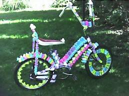 Madison Art Bikes  So Sweet  So Sweet