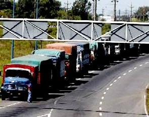 Log�stica en Argentina: Falta personal capacitado ('El Transporte de mercader�as se profesionalizó')