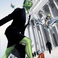 She Hulk Viene.........