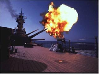 Battleship Iowa