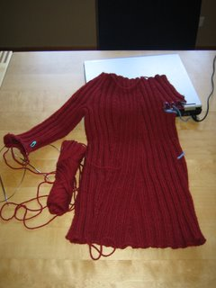 Katrina Rib sweater