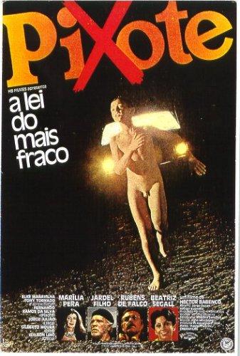 Poster do filme Pixote: A Lei do Mais Fraco