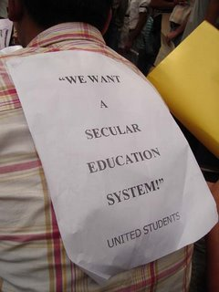 United for Secularity