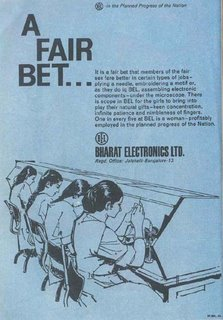 Bharat Electronics Ltd., Bangalore
