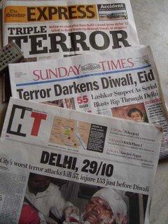Delhi Bomb Blasts