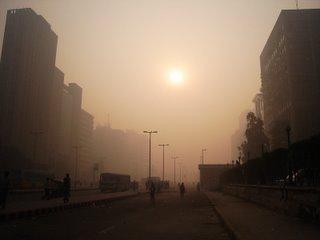 Fog - Not Again!