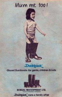 Duckback Gum Boots