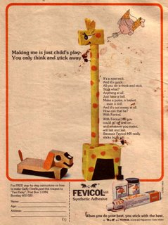 Fevicol Synthetic Adhesive