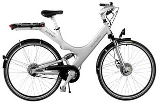 The Merc Bike