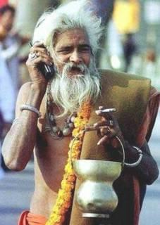 Mobile Sadhu