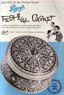 Parry's Festival Casket