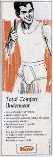 Victor Total Comfort Underwear