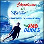 Christmas In Malibu Record Cover