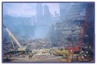 remains found at WTC