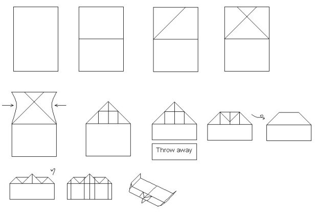 how to make unusual paper airplanes