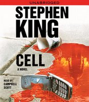 Audiobook Review: Cell by Stephen King
