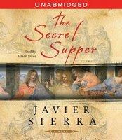 Audiobook Review: The Secret Supper by Javier Sierra