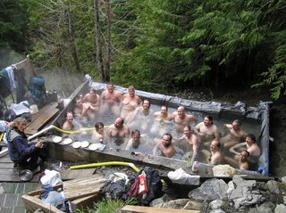 Scenic Hot Springs: Awesome Clean Up Party!!!!