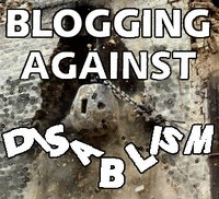 Blogging Against Disablism Day