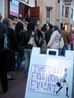 Fab Fashion Event: Boston - Part 1