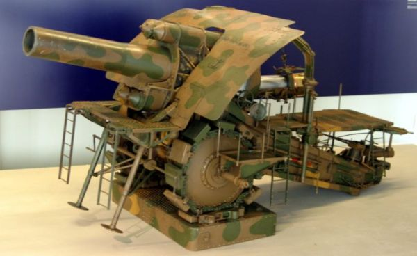 Military Thoughts: Siege Mortar.