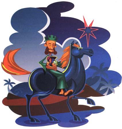 El cuarto rey mago, la historia de Artaban. - MISTERIO RESUELTO
