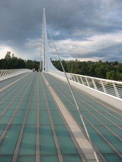 Sun Dial Bridge