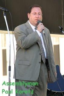 Assemblyman Paul Koretz