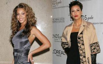 Beyonce & Eva
