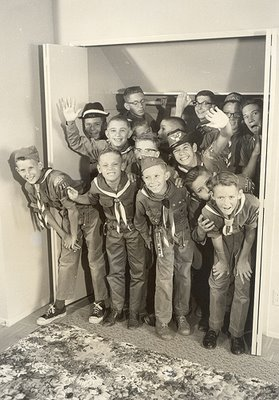 Boy Scouts In The Closet