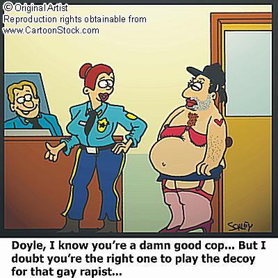 Gay Rapist