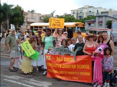 San Diego School