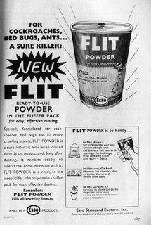 Flit Powder - Esso Standard Eastern, Inc.