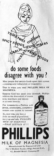Phillips Milk of Magnesia (Dey's Medical Stores (Mfg) Private Ltd., Calcutta)
