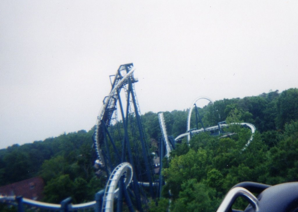 Alpengeist @ Busch Gardens Williamsburg   Coaster Reviews