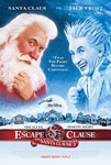 thesantaclause3theescapeclause poster