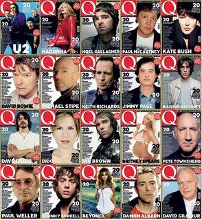 U2 en Q magazine