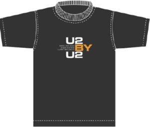 U2 by U2 Camiseta
