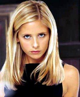 Buffy, la adorable vecina adolescente...