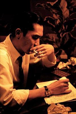 Chow Mo-Wan (Tony Leung)