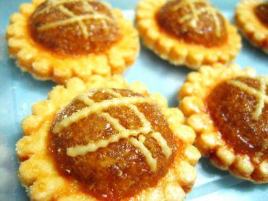 Nonya Pineapple tarts