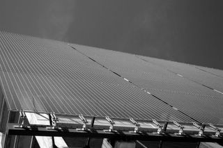 Stainless Steel Screen - Photo by Matt Niebuhr