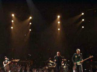 U2 Best Live Band