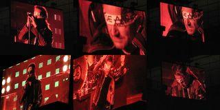 U2, Bono y COEXIST