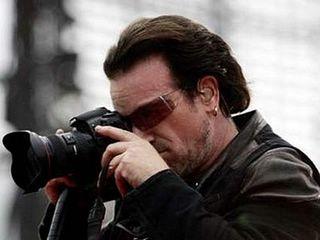 Bono Vertigo Tour Letzigrund Stadion, Zurich