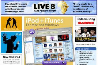 iTunes WEB