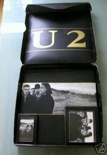 u2 joshua tree box
