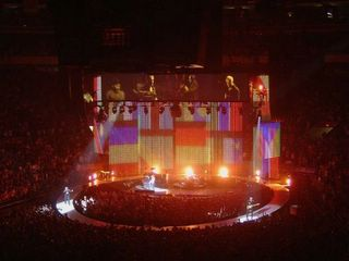 U2 New York Vertigo tour
